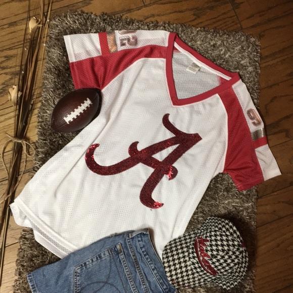 timeless design cec81 755f1 SOLD Victoria Secret Rare Alabama Football Jersey